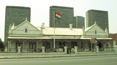 Paul Kruger's house (c) WIkipedia.